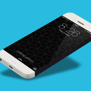iPhone 6 Concept Design White